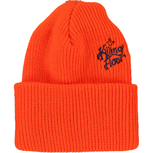 The Killing Floor Logo Watchcap Beanie - Flame