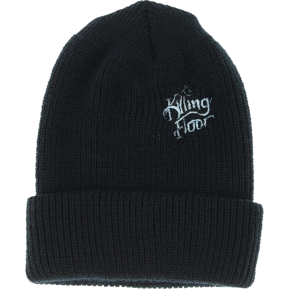 The Killing Floor Logo Watchcap BEANIE Navy