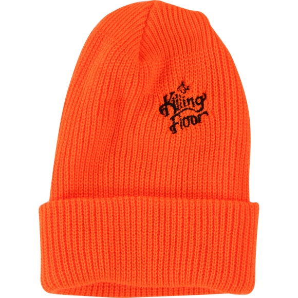 The killing Floor Logo Watchcap BEANIE Orange