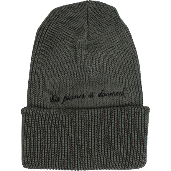 The Killing Floor Other Worlds Beanie - Ash