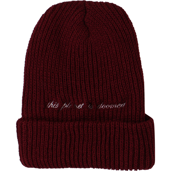The Killing Floor Other Worlds Beanie - Purple