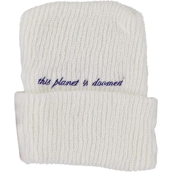 The Killing Floor Other Worlds Beanie - White