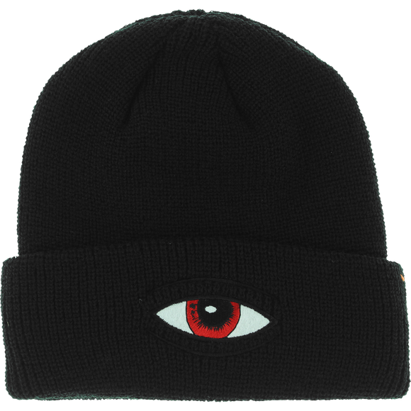 Toy Machine Sect Eye Dock BEANIE Black