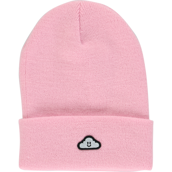 Thank You Cloudy BEANIE Pink