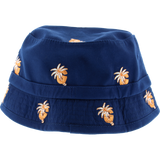 Grizzly Palm G Bucket Skate Hat Ofa-Navy