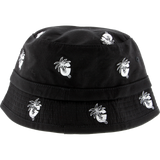Grizzly Palm G Bucket Skate Hat Ofa-Black