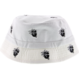 Grizzly Palm G Bucket Skate Hat Ofa-White