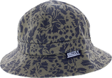 Skate Hat Grizzly Springfield Camo Bucket L/XL-Green  - Universo Extremo Boards