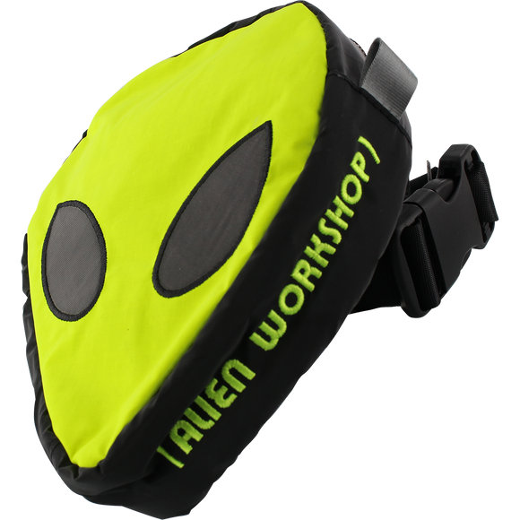 Alien Workshop Alien Hip Pack Green/Black Hip Pack