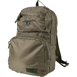 Antihero Basic Eagle Packable Backpack Green Backpack