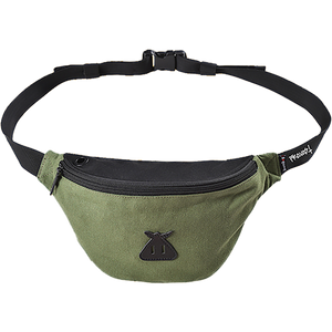 Bumbag Basic Collin Provost Green Fanny Pack Fanny Pack