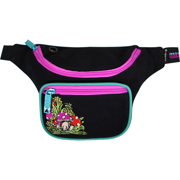 Bumbag Deluxe Evan Smith Black Fanny Pack Fanny Pack