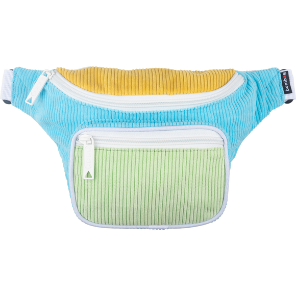 Bumbag Deluxe Groove Pastel Tone Fanny Pack