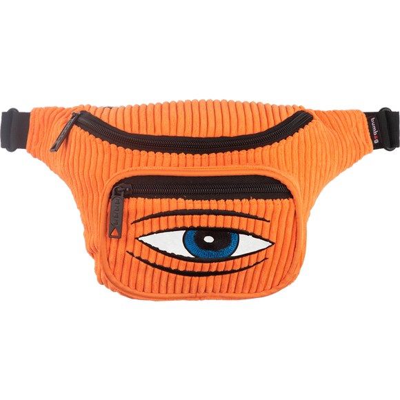 Bumbag Deluxe Toy Machine Orange Fanny & Hip Packs