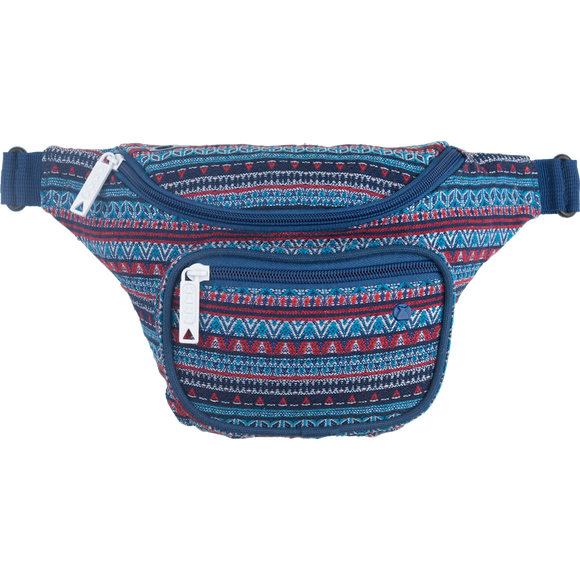 Bumbag Deluxe T-Funk Blue Fanny Pack Fanny Pack