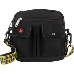 Bumbag Shoulder Standard Utility Black Shoulder Bag