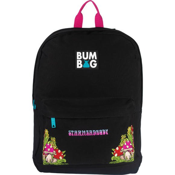 Bumbag Scout Backpack Evan Smith Black Backpack