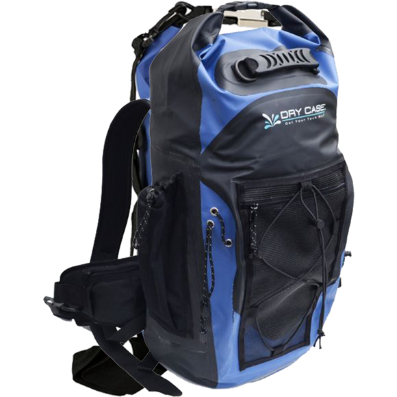 Drycase Masonboro Waterproof Dry Bag Blue