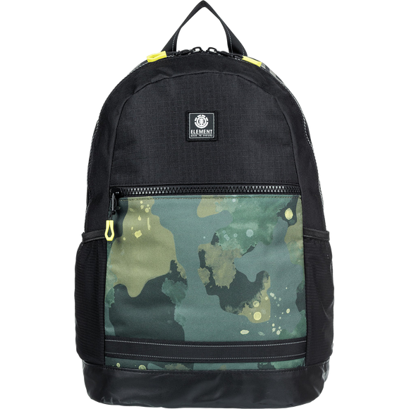 Element Action Backpack Paint Camo Backpack