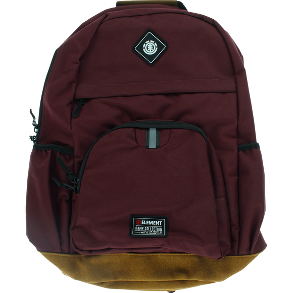 Element Regent Backpack Nappa Red Backpack