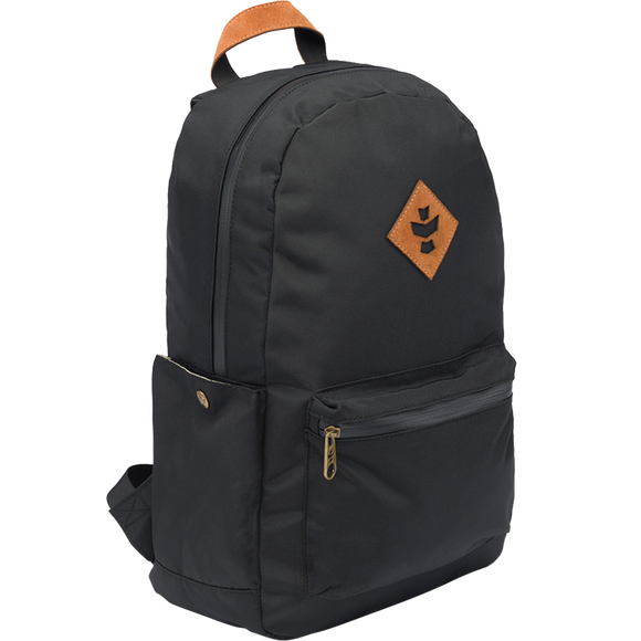 Revelry Escort Backpack 18L Black Backpack