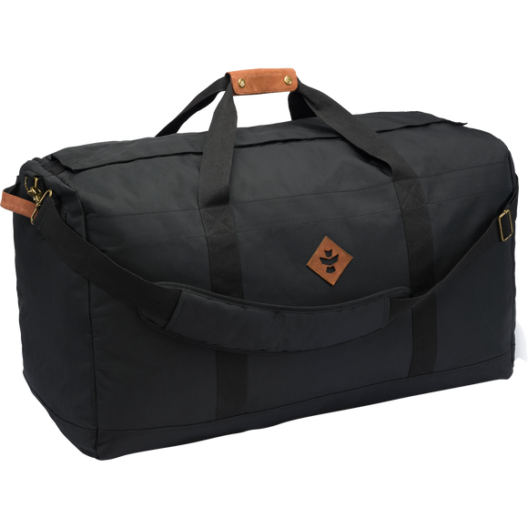 Revelry Continental Duffle Bag 134L Black Duffle Bag