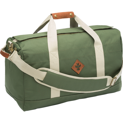 Revelry Around-Towner Duffle Bag 72l Green/Beige