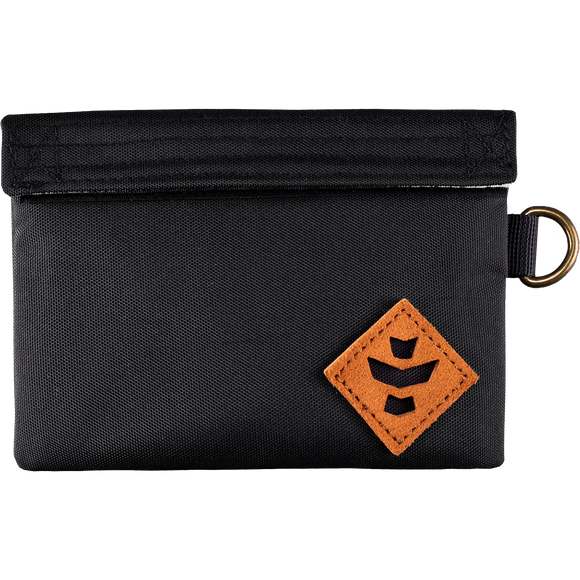 Revelry Mini Confidant Money Bag Black Money Bag