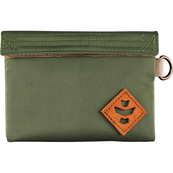 Revelry Mini Confidant Money Bag Green Money Bag