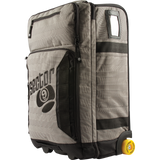 Sector 9 Schlepp Tote Travel Bag in Grey/Black - with Wheels