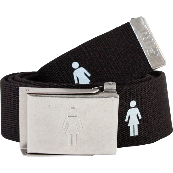 Girl Micro Og Opener Belt Black