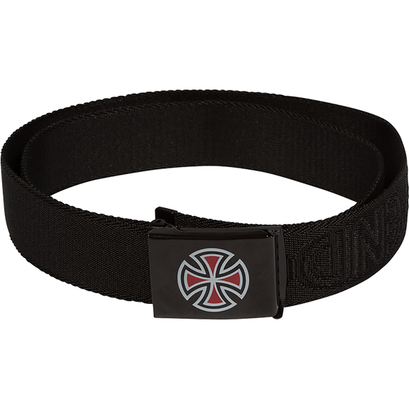 Independent B/C Web Belt Web Belt Black