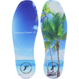 Footprint Hi Profile Kingfoam Beach 6-6.5 Insole | Universo Extremo Boards Skate & Surf