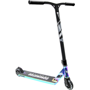Dominator Airborne Scooter - Color:  Neo Chrome/Black