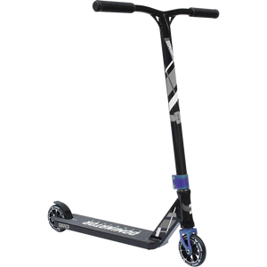 Dominator Sniper Scooter - Color:  Neo-Chrome/Black