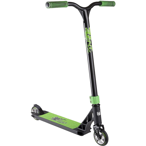 Grit Fluxx Scooter - Color:  Black