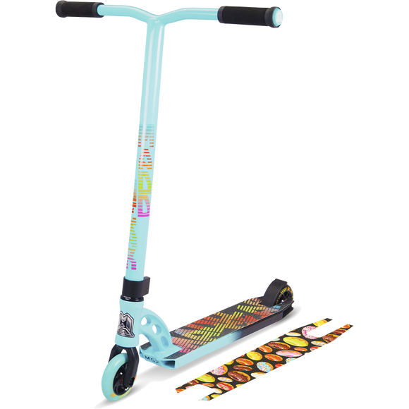 Madd Gear MGP VX7 Pro Scooter - Color:  Donuts Lt.Blue