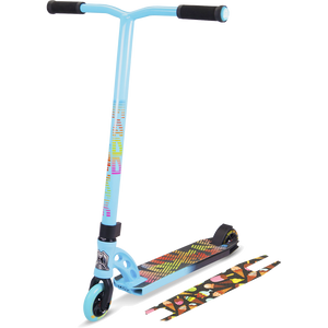 Madd Gear MGP VX7 Pro Scooter - Color:  Ice Cream Lt.Blue