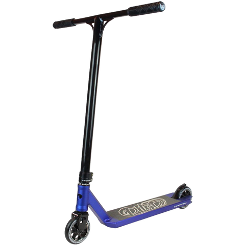 Phoenix Pilot Scooter - Color:  Black/Blue