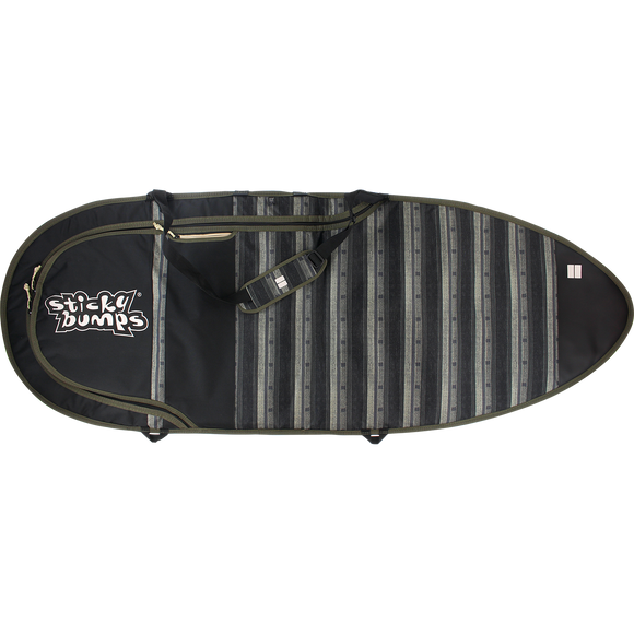 Sticky Bumps Stubby Fish Bag 6'6
