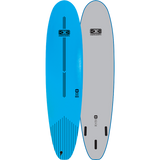 "O&E Ocean & Earth Ezi-Rider Softboard 7'6"" Blue - Surfboard"
