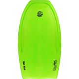 "Wave Skater Bodyboard - Rat Fish 42"" Lime 