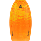 "Wave Skater Bodyboard - Rat Fish 42"" Yellow/Orange 