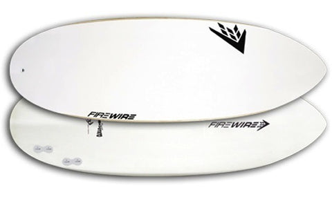"Firewire Sweet Potato Surfboard - Future Shapes Technology (FST) - 5'6"" with FUTURES FIN-BOX"