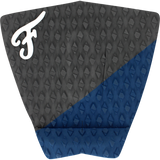 Famous Port Coal/Blue TRACTION - 3 PIECES | Universo Extremo Boards Surf & Skate