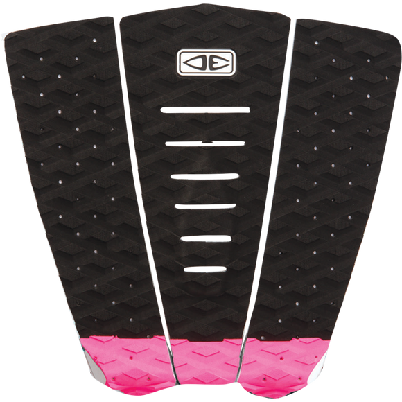 O&E Ocean & Earth Simple Jack 3pc Tail Pad Black/Pink