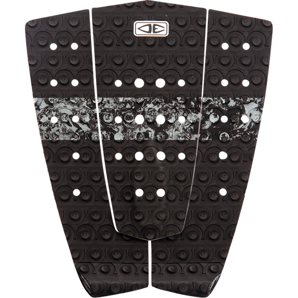 O&E Ocean & Earth Octo Step-Up Long 3pc Tail Pad Black
