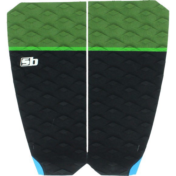 SB Sticky Bumps The Don Traction Black/Green