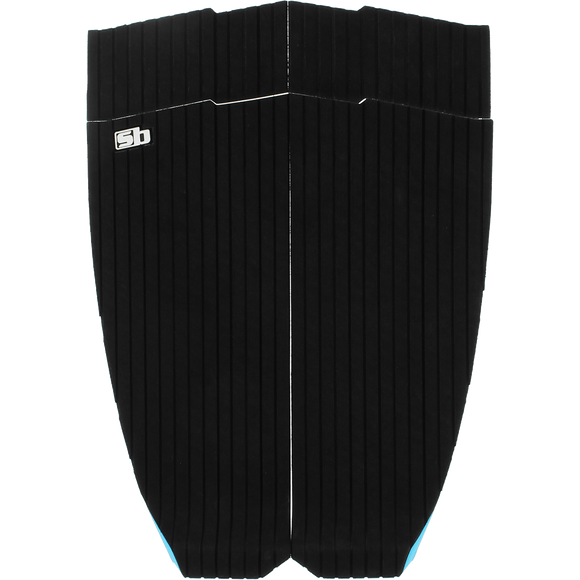 SB Sticky Bumps Traction Longboard Tail Black
