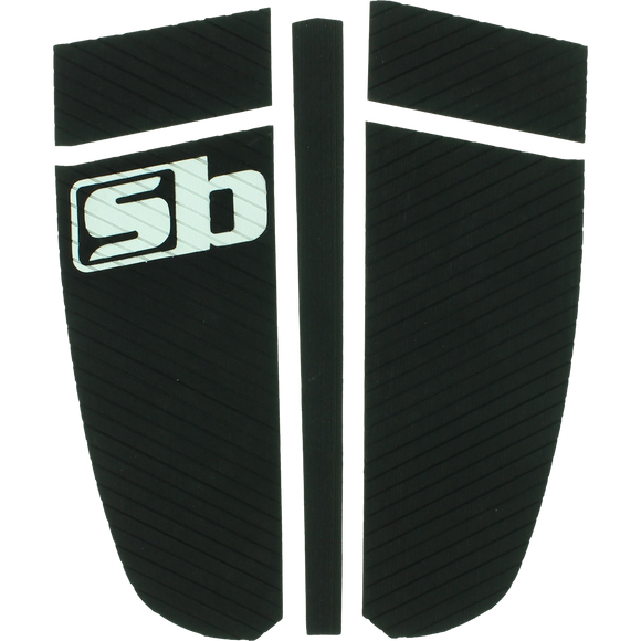 SB Sticky Bumps Timm Lb Tailpad Traction Black